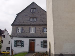 Pfarrhaus Lütz